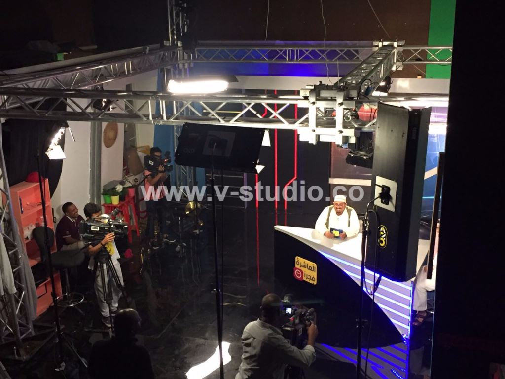 Chroma Filming Studio Saudi Arabia by V-Studio