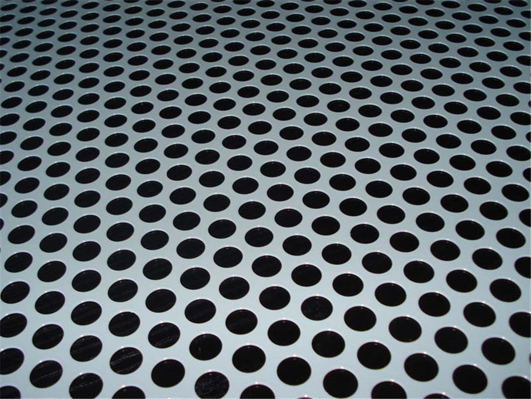 Perforated Metal Filter Screen-round holePerforated MetalMaterial Filter Cloth