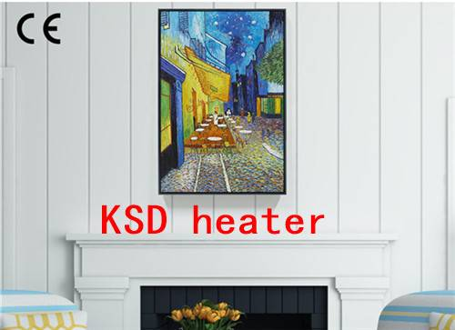infrared IR panel heater carbon crystal technology