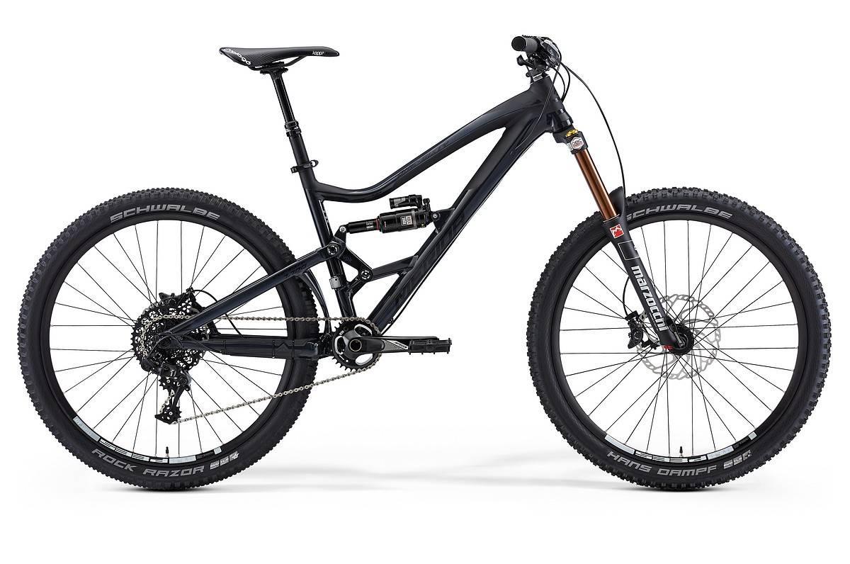 Merida One Sixty 7 700 Mountain Bike 2015 - Full Suspension MTB $2,250.00