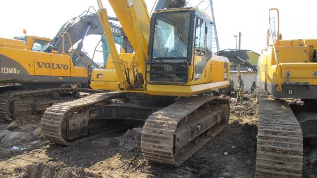 Used KOMATSU Excavator PC360-7,used good excavator