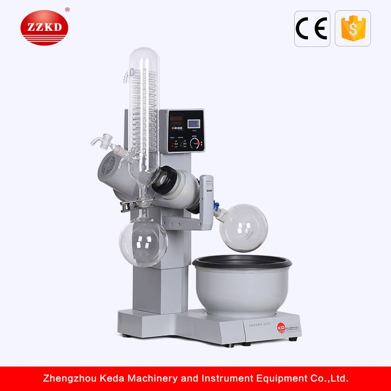 Factory Price Electric Lifting Chemical Rotary Evaporator