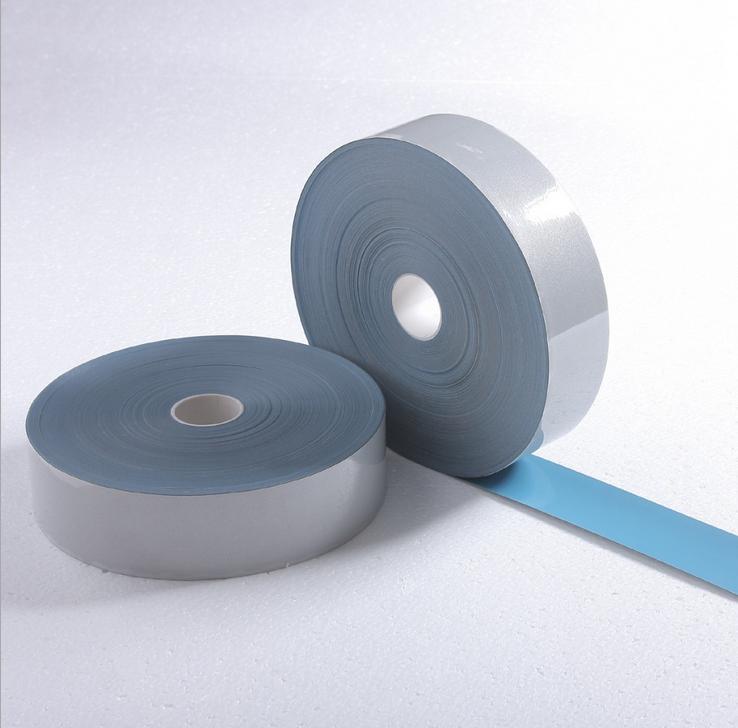 glow in the dark Silver Gray heat transfer Reflective Vinyl Sticker