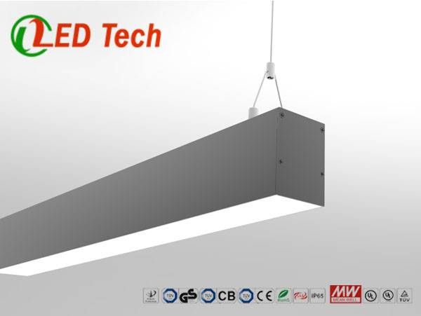 High Quality New 2016 IP40 Office Suspending Led Linear Light