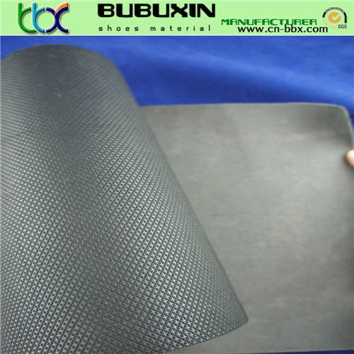 Shoes sole material nylon cambrelle laminated with EVA