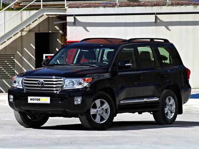 Toyota Land Cruiser VX 4.5 LT Diesel AT - MPID1777