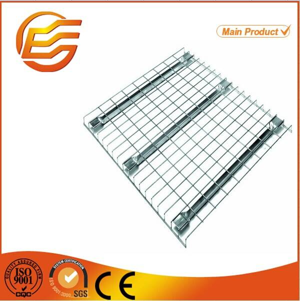 High-quality warehouse metal wire mesh decking