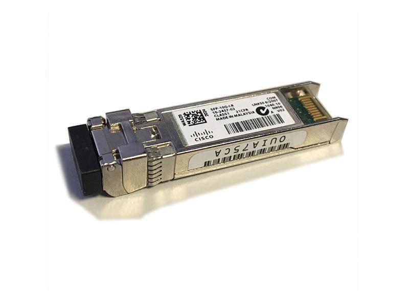 Cisco SFP SFP-10G-LR 10g 1310nm Optic Transceiver