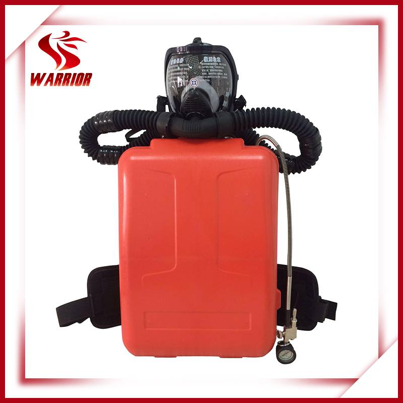 Self Rescuer Oxygen Breathing Apparatus/ Chemical Respirator