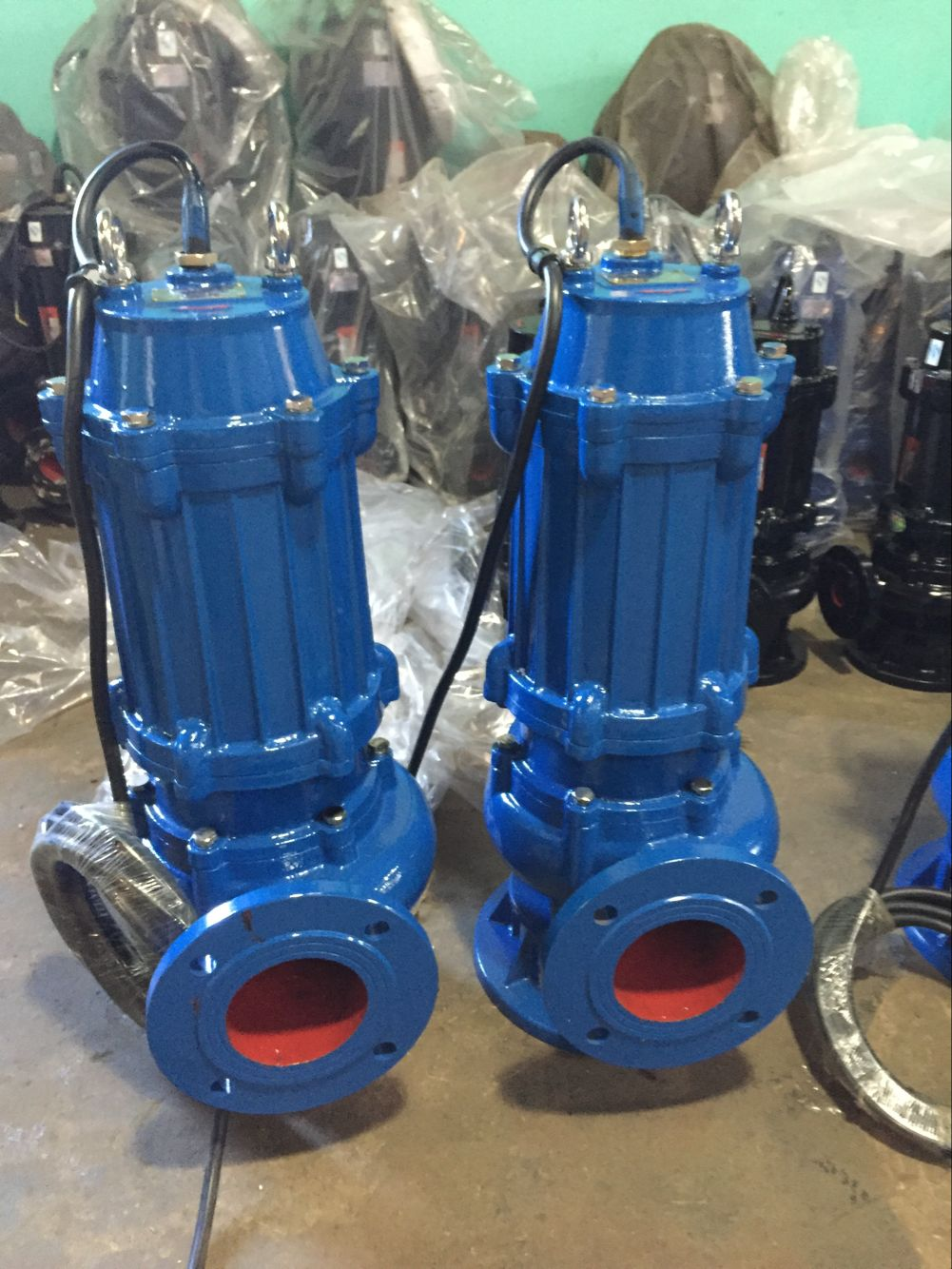 6 inch waste water pump submersible sewage pump for drainage centrifugal waste pump