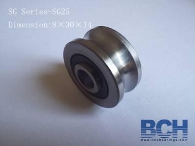 SG25 Track Roller Bearings