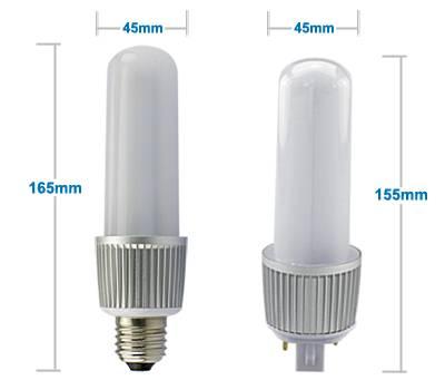 2014 NEWEST PLUG BULBS /5W/8W/10W LED plug Tube bulbs