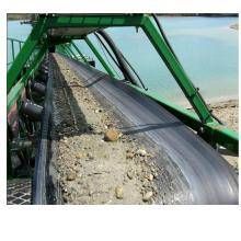 CE certificate oil resistant conveyor belt