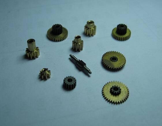 brass pinion gear