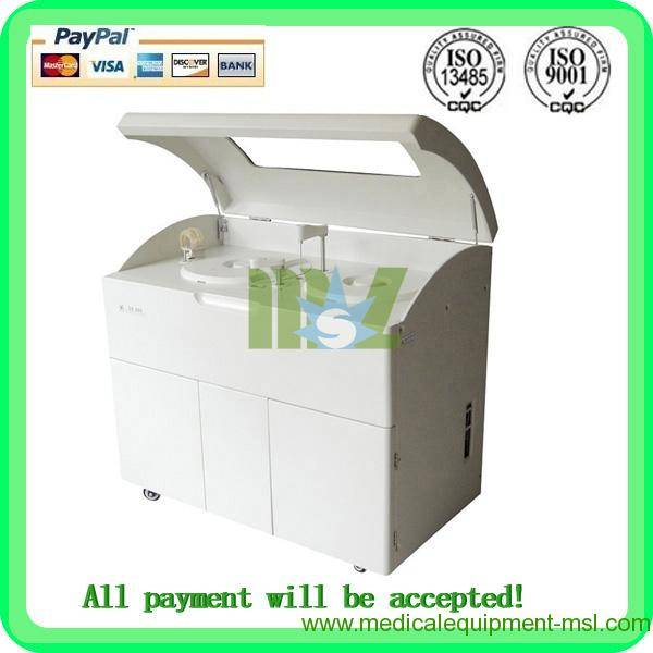 High speed fully automatic biochemistry analyzer - MSLBA23