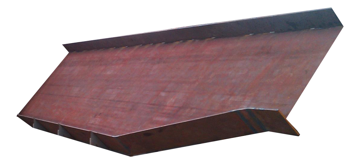 Welded Steel H-Beam