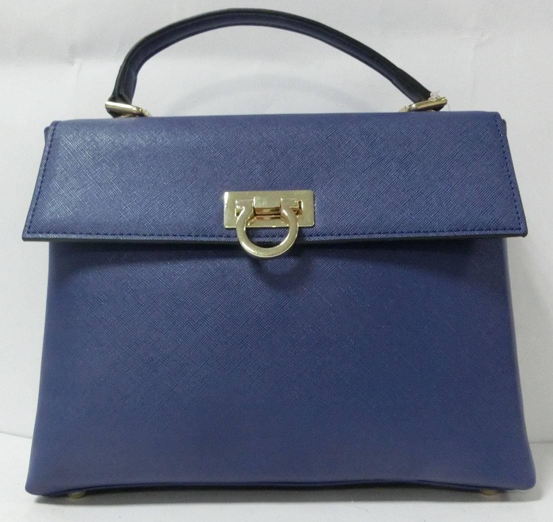 Fashion PU leather women handbag