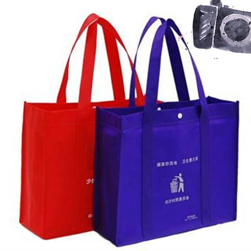 Sedex Audit Factory New Style High Quality Foldable Pp Non Woven Bag