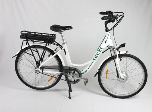 light weight electric  travel bicycle