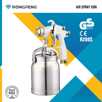 RONGPENG LVLP Air Spray Gun R200S