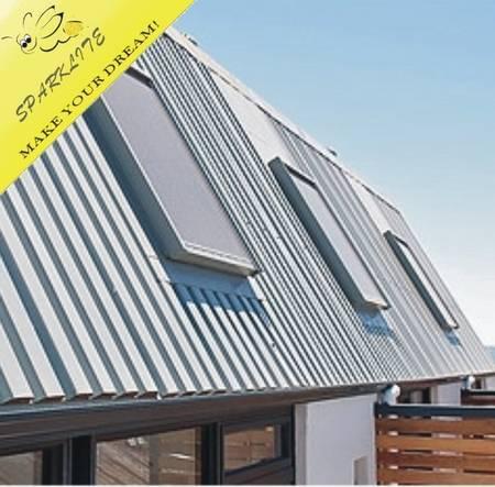 stainless steel Roof window