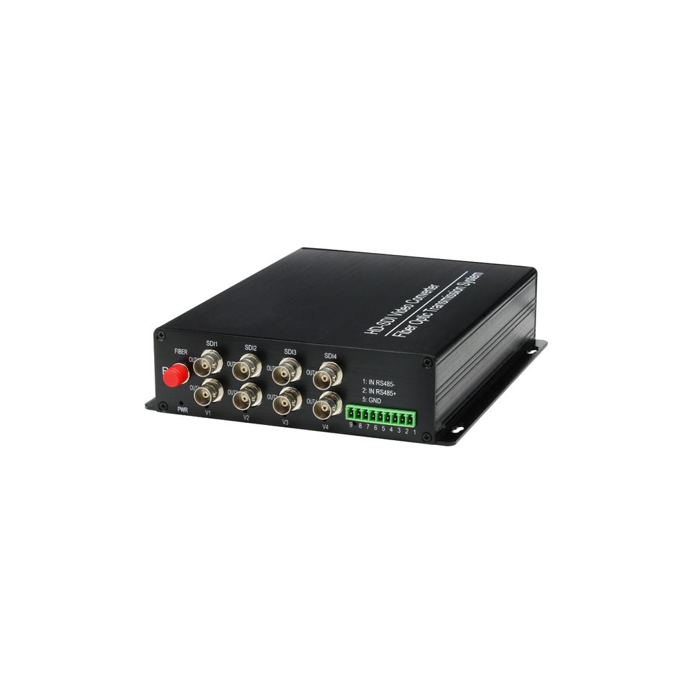 HD-SDI fiber video converter