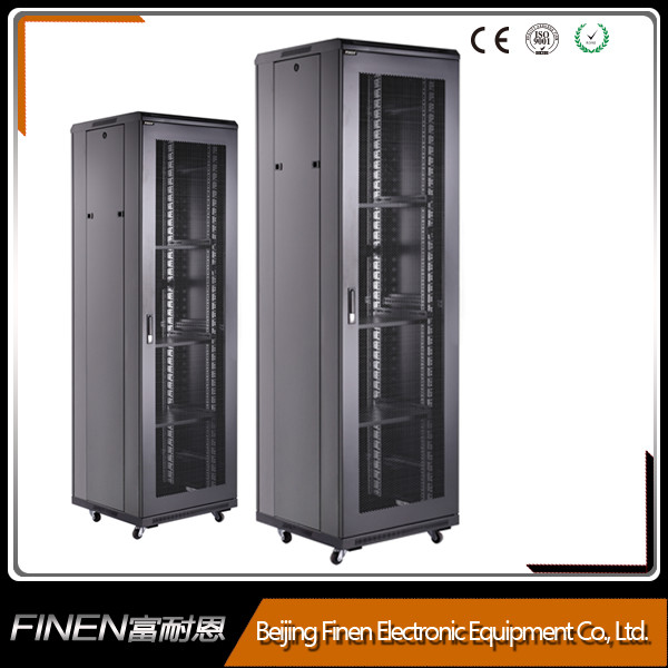 China A3 vented front door Telecom equipment network cabinet
