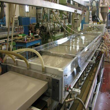 PVC Celuka Foam Board Plastic Machine