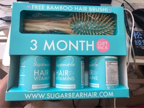 SugarBear Hair Vitamins - gummies Sugar Bear Hair fast growth vitamins