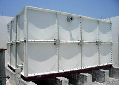 GRP/SMC Water Tank