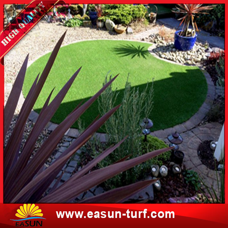 Landscaping Artificial Fake Grass Artificial Landscaping Grass-Donut