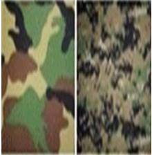 The Fabrics for Army Use