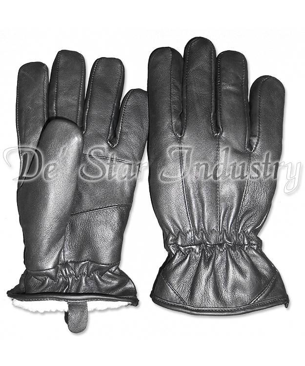Men CP Cheap Price Leather Gloves
