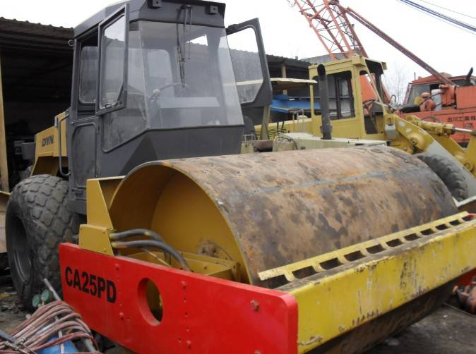Used Dynapac CA25 Compactor in Low Price for sale