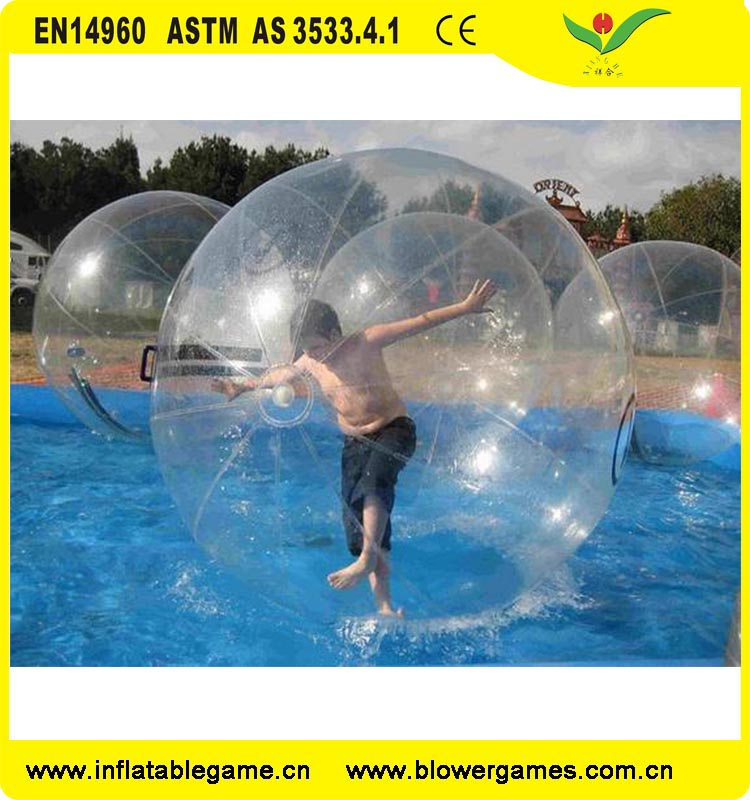 Funny aqua ball zorb ball water inflatable water walking ball
