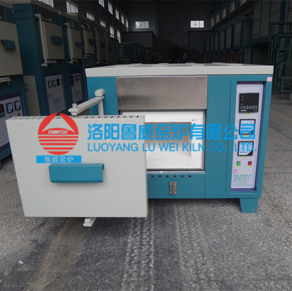 Laboratory equipment high temperature muffle furnace for gold