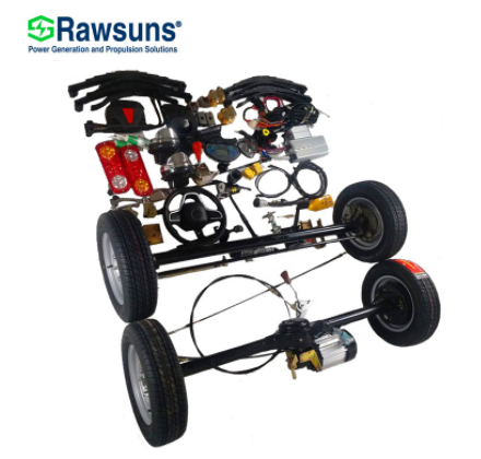 Rawsuns Power AC EV Motor for Truck