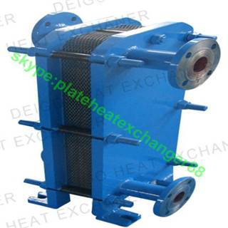 BR0.1 Gasketed Titanium plate Heat Exchangers ISO standard