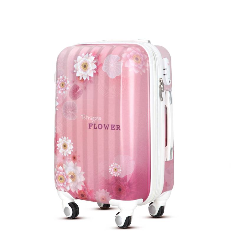 2016 fashion desingner trolley luggage bag