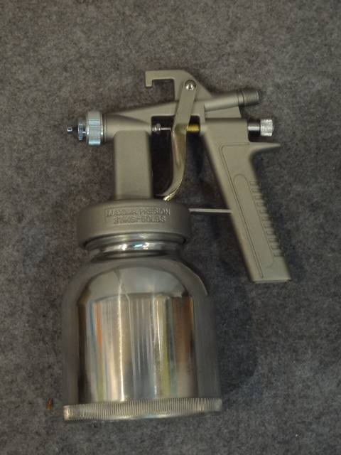 Low pressure spray gun 472B