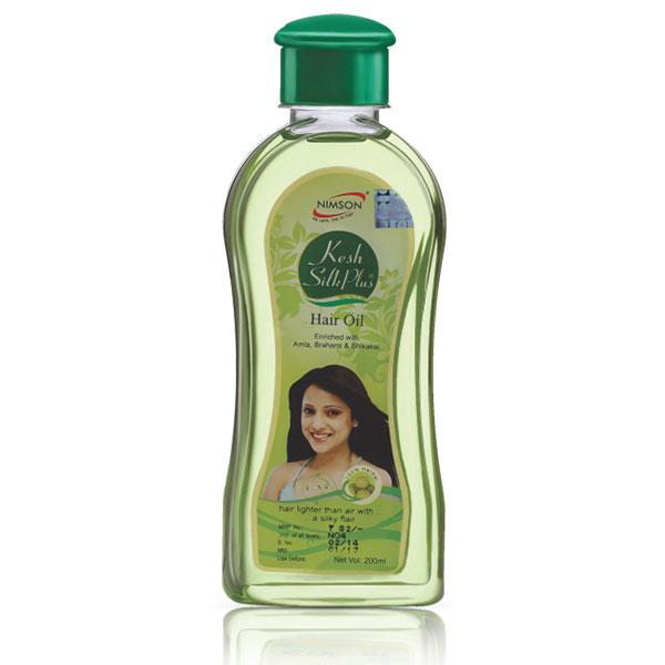 Kesh Silk Plus Hair Oil