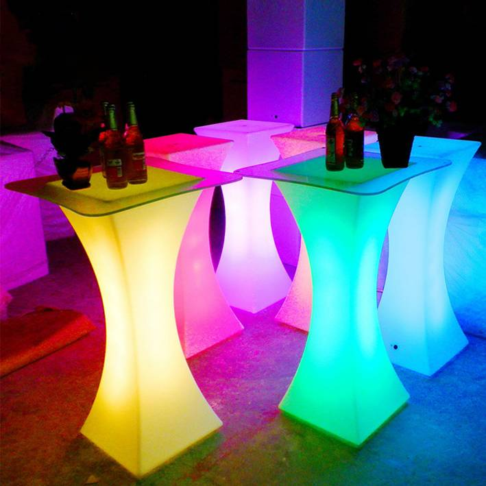 Luminous Bar Counter
