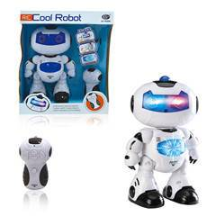 4 way remote control robot