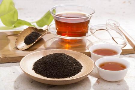 Organic CTC black tea