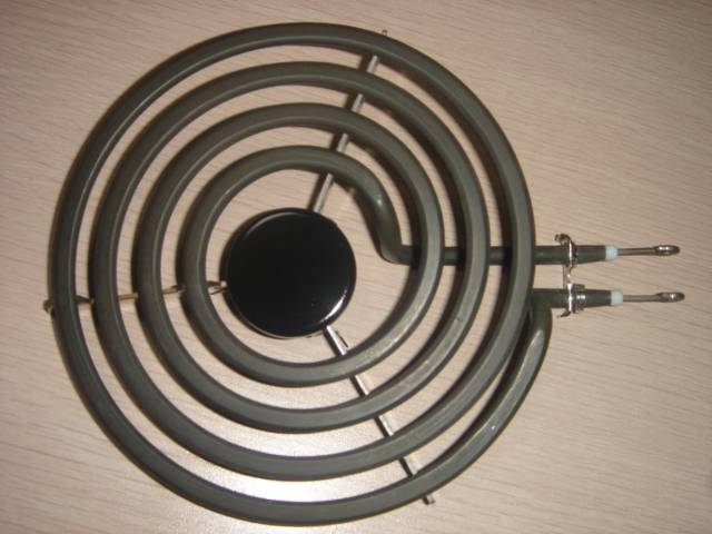 Electric Coil Heater in Induction Cooker