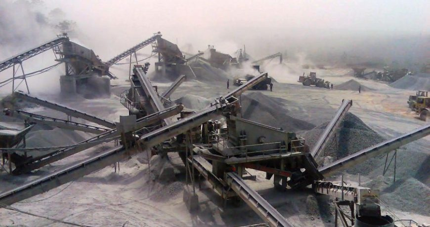 CRUSHER PLANT 50 TH