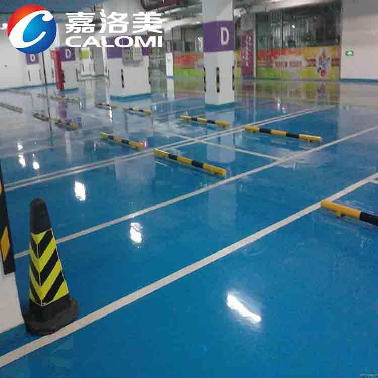Calomi High Quality Solvent Based Self Leveling Stone Hard Epoxy Flooring