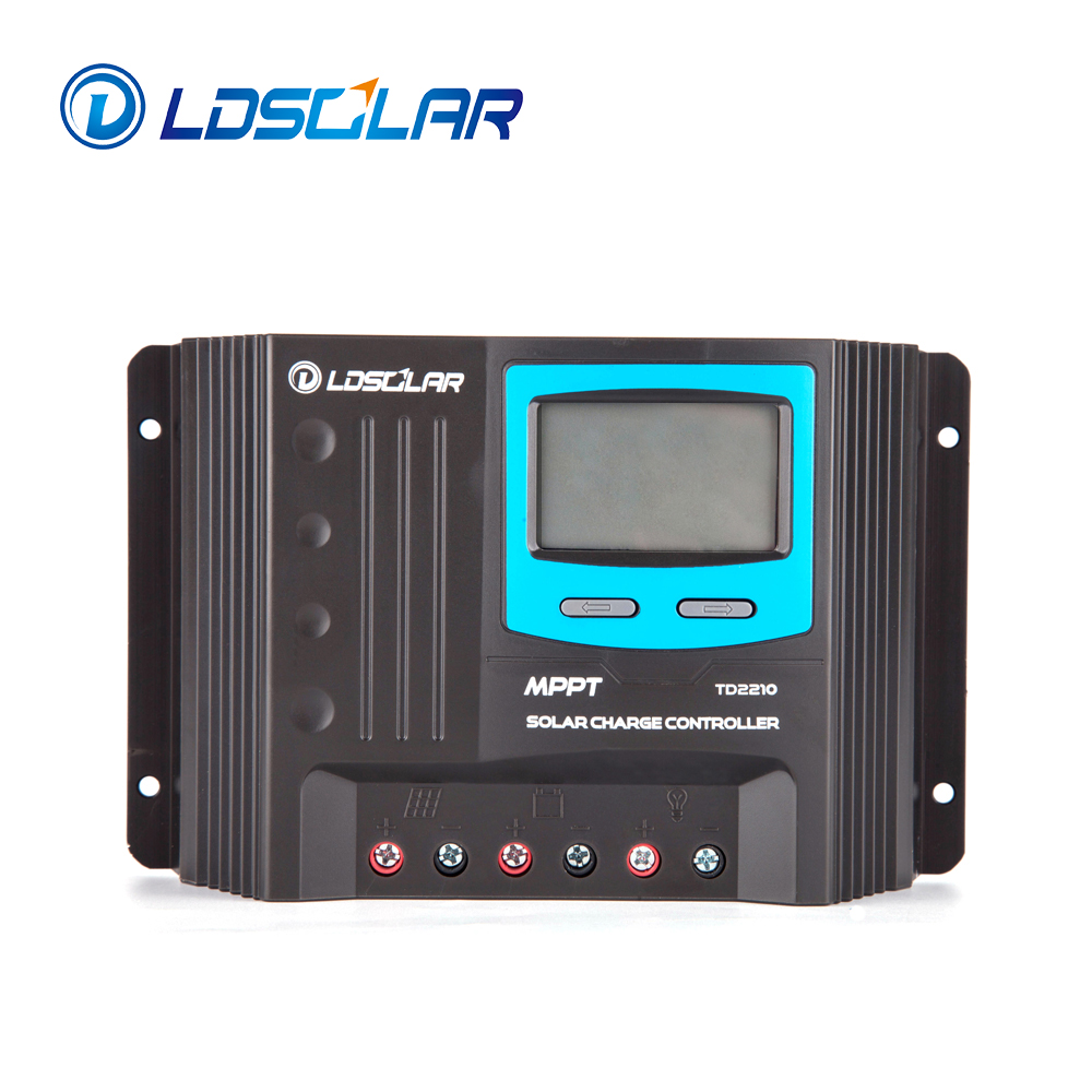 20a 12v/24v mppt solar charge controller with USB