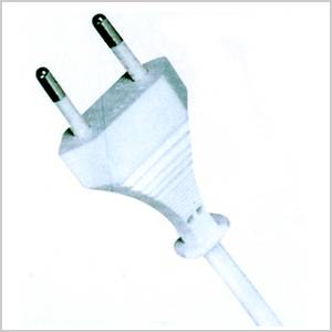 VDE 2pins power cords