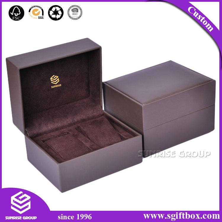 High Quality Custom Logo Display Packaging Gift Watch Box
